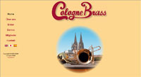 Cologne Brass Homepage